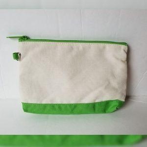 NWOT Mini Zipper Pouch